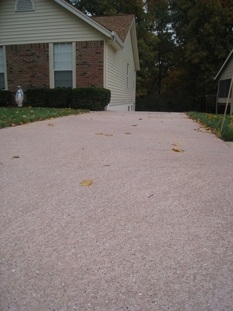 Concrete Driveways Dallas Tx Resurfacing Stamped Stained