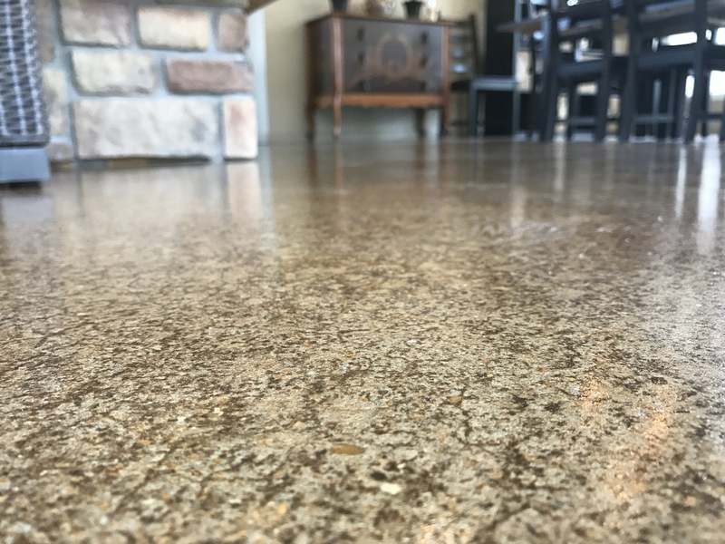 Concrete Refinishing Dallas Tx Staining Repair Re