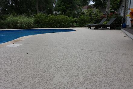 Knockdown Texture Dallas Spray Amp Troweled Concrete Finish