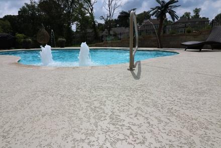 Concrete Pool Decks Dallas Refinishing Resurfacing Repair
