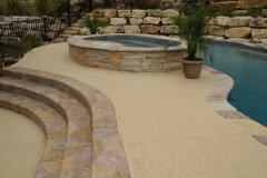 concrete-pool-deck-stamped-coping-dallas