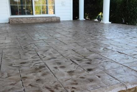 Stamped Concrete Patio Contractor Dallas