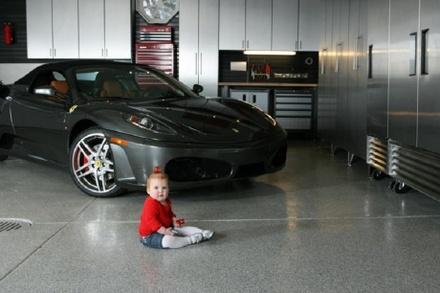 epoxy garage floor dallas