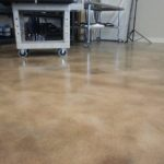 polished decorative concrete