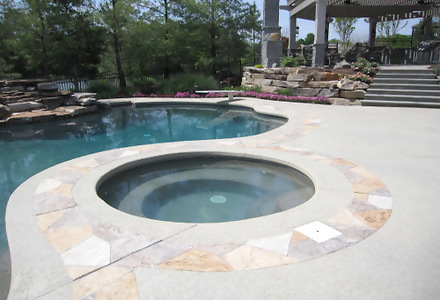 decorative concrete dallas
