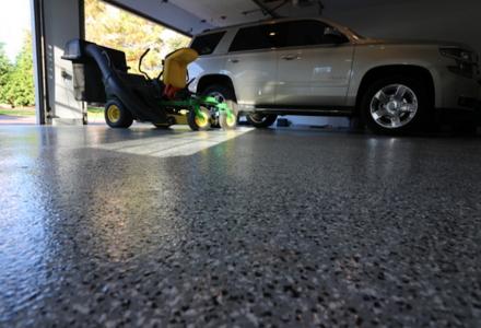 garage flooring dallas