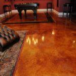 interior concrete floor dalas