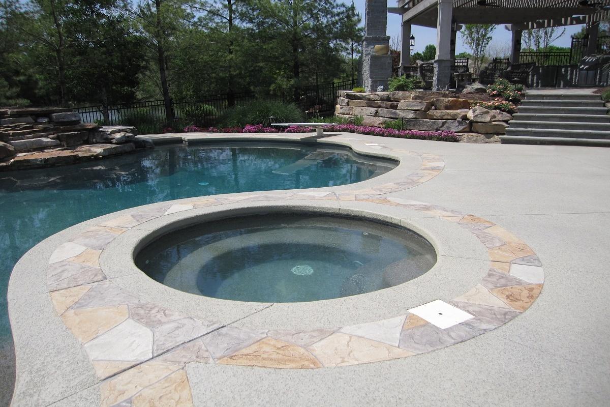 pool decking dallas